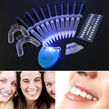 Professional 3D Teeth Shade Guide Dental Teeth Whitening kit 44% Carbamide Peroxide Bleaching Oral Gel Kit Tooth Whitener GUB#