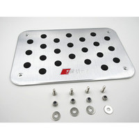 Car Styling Fit For A1 A3 A4 A6 A8 Q3 Q5 Q7 TT RS Pedals Car