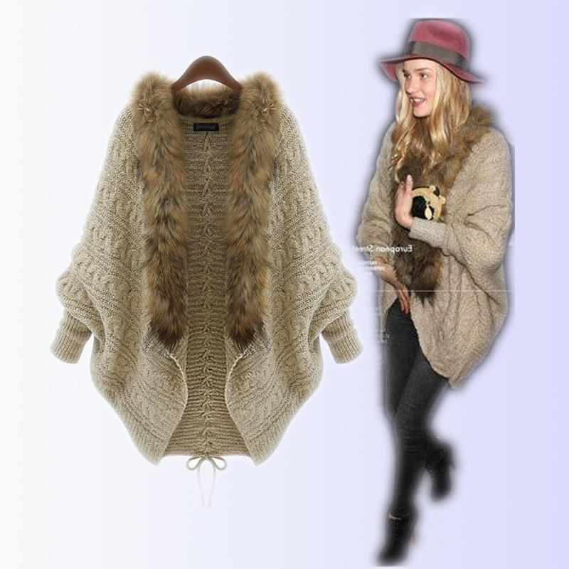Compare Prices on Fur Sweater Coat- Online Shopping/Buy Low Price