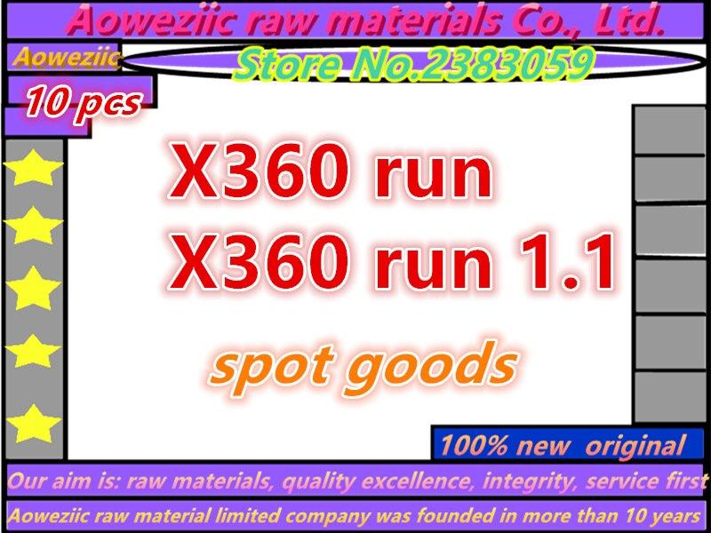 Free Delivery X360 Run X360run X360RUN Pulse IC 96M Crystal /  X360runV1.1 X360run V1.1 X360RUN V1.1 Pulse IC Self-Made Chip
