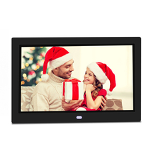 цена на 10 Inch Digital Photo Frame OEM Factory 1024x600 lcd Multi-functional Built-in MP3/MP4 player