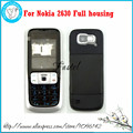 For Nokia 2630 Replacement Parts High Quality New Full Complete Mobile Phone housing cover case+Keypad+Tools, free shipping
