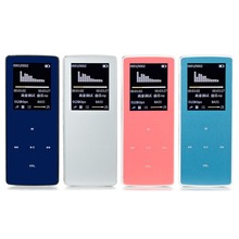 Nueva ONN profesional Bluetooth MP3 Reproductor de Música 8 GB de almacenamiento de 1.8 Pulgadas de Pantalla 60 h Deportes MP3 lossless alta calidad grabadora