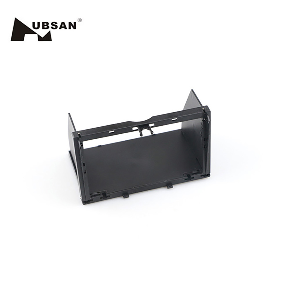 Original <font><b>Hubsan</b></font> H501S - 23 4.3 Inch 5.8G <font><b>FPV</b></font> Monitor Sunshade For H107D H501S <font><b>H502S</b></font> RC Quadcopter image