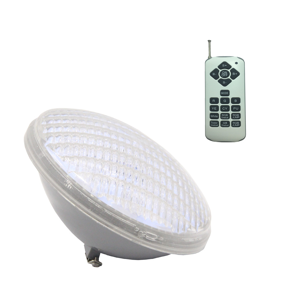 LED Light for Swimming Pool IP68 Waterproof Underwater Piscina RGBW RGB  with Remote to Replace Halogen Bulb 300W