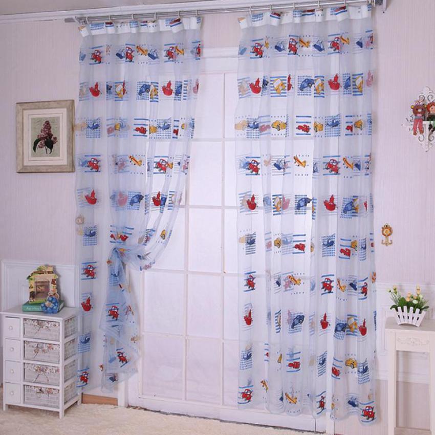 reparto estupendo nueva x m cortinas de tul ventana de coche infantil puerta pantallas balcn cortina