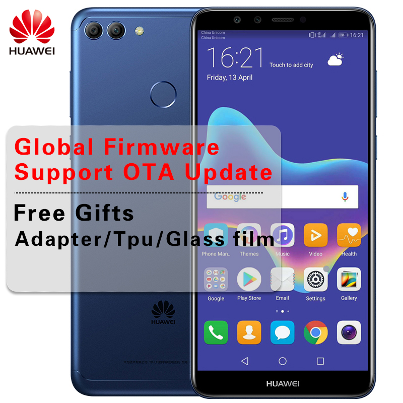 US $210 99 |Global Firmware Huawei Y9 2018 Enjoy 8 Plus 5 93'' Dual Front  Camera Cell Phone Android 8 0 Octa Core Kirin 659 Dual SIM 4000mAh-in  Mobile