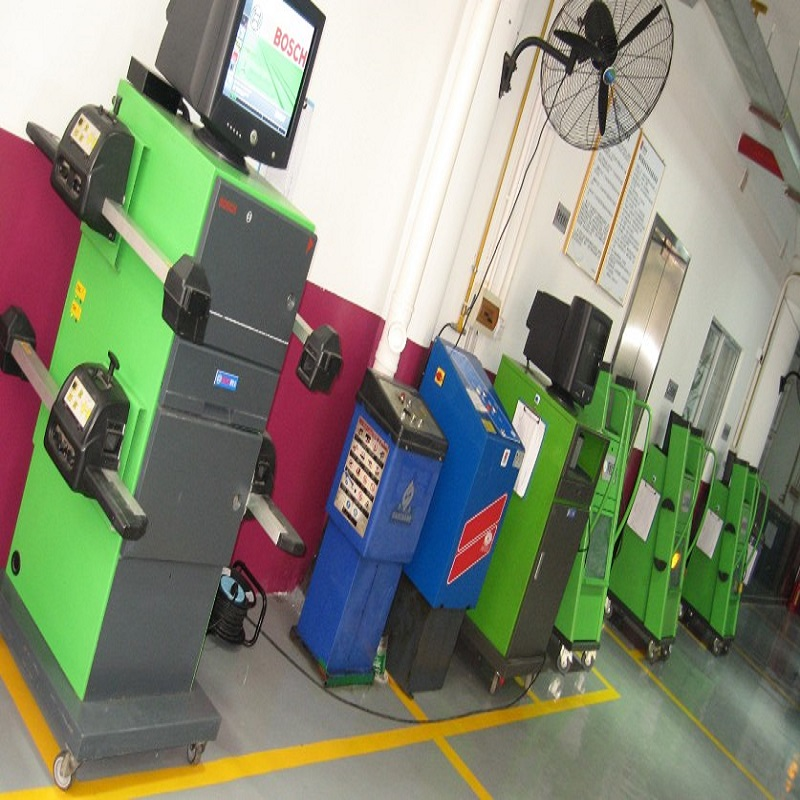 Bosch FSA 740 Comprehensive Engine Analyzer Basic Type Engine System Test Car Fault Diagnosis Integrated Analyzer