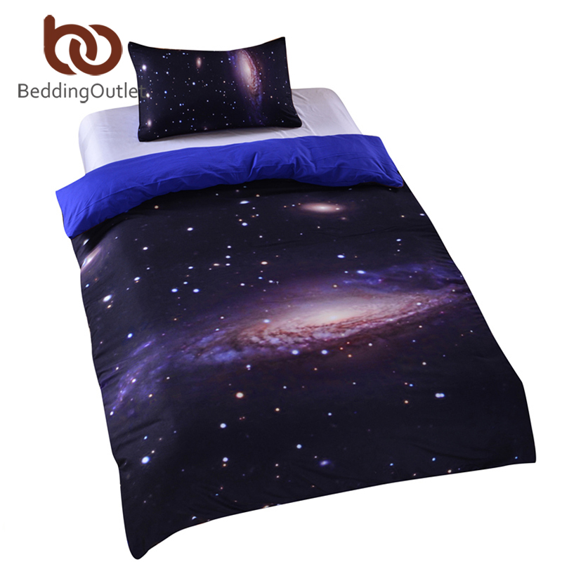 bettw sche galaxy print my blog. Black Bedroom Furniture Sets. Home Design Ideas
