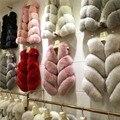 Природный Фокс Меховой Жилет женская Натурального Меха Куртка Подлинная Песец Мех Новая Мода Дамы Женские Зимние Меховой Жилет