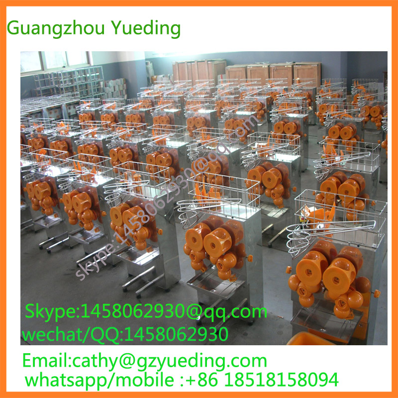 Commercial automatic fruit orange juicer machine / Industrial profession juice extractor / orange juicer