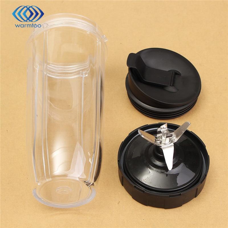 Plastic+Metal Cup + Lid + Blade For Ninja Blender BL450 BL454 Auto-iQ BL480 BL482 BL484 Black+Silver+TransparentPlastic+Metal Cup + Lid + Blade For Ninja Blender BL450 BL454 Auto-iQ BL480 BL482 BL484 Black+Silver+Transparent