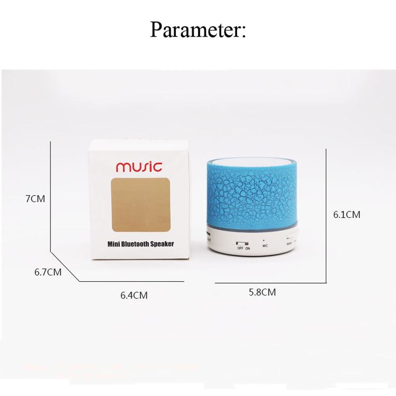 bluetooth LED Speaker (5)