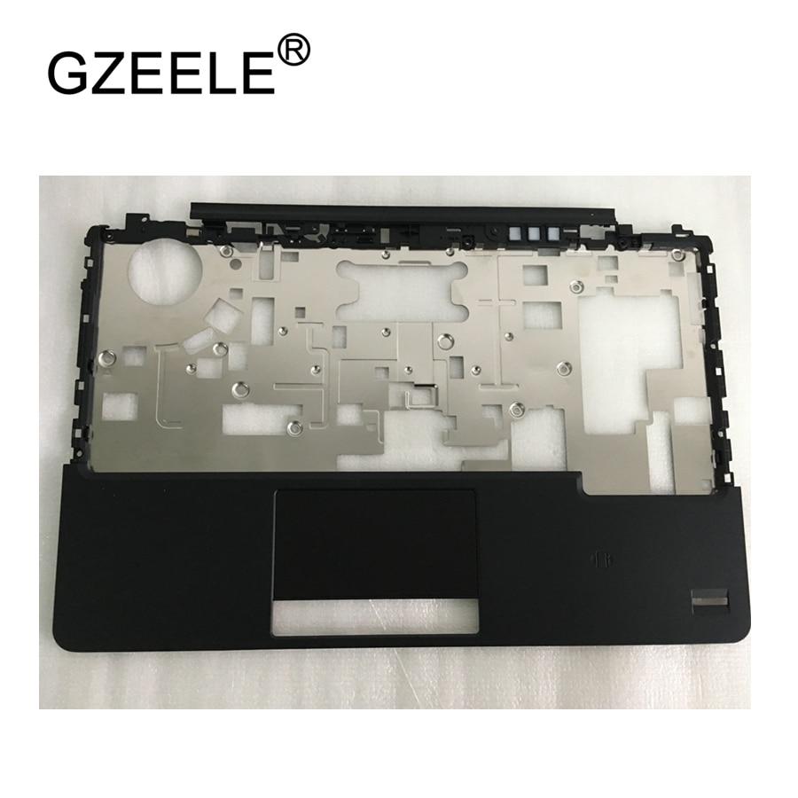 GZEELE New For Dell Latitude E7240 Laptop Palmrest C shell PN : 0V2VR6 V2VR6 AP09M000520 Palmrest Upper Case Cover laptop palmrest