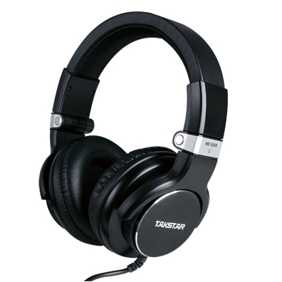 High Quality Brand Takstar HD5500 Closed Dynamic Stereo Headphones Professional Audio Monitoring Cable Separation DJ headsets brand new original takstar hd 6000 dynamic stereo headphones dj headphone professional audio monitoring for pc dj music studio