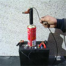 Ręczne urządzenia do oczyszczania dysz paliwowych pielęgnacja silnika urządzenie do mycia wtryskiwaczy paliwa czyszczenie układu paliwowego mycie i konserwacja samochodu tanie tanio Brak Large small Size 180g ABS wire Fuel Spray Nozzle Cleaning Tool Fanxoo Myjni samochodowej