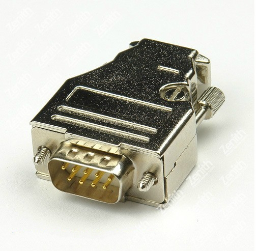 Aliexpress Com Buy Top D Sub 9 Pin Db9 Connector Male