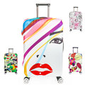 "Thick  Elastic Suitcase Cover Fashion Luggage Protective Sleeve Trolley Bags Cover for 18""~32"" Dust , Travel Accessories"