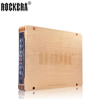 Rockera Car Audio Amplifier 4 Channel AB Class HIFI Sound High Power Promote Subwoofer Music Player