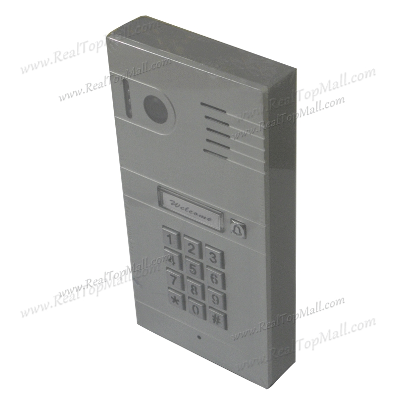 Wireless WiFi IP Video Doorphone Metal Waterproof HD Camera Video Doorbell Intercom System Camera