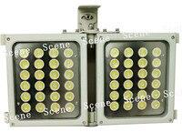 108 Вт высокой мощности LED белый свет, прожектор, видимый Светодиодная лампа с Алюминий материалом и ночного видения источников света