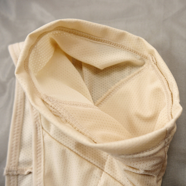 New Washable T-shirt Shape Sweat Pads Reusable Underarm Armpit Sweat Pads Perfume Absorbing Anti M/L Model 5