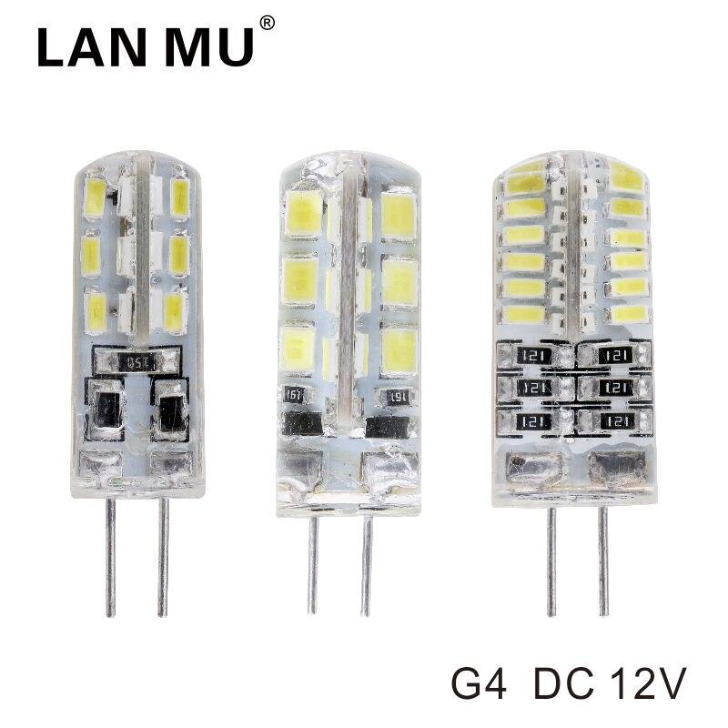 Lights & Lighting ... Lighting Bulbs & Tubes ... 32812492347 ... 2 ... 10pcs/lot G4 LED Bulb AC DC 12V 220V 3w 5w 6w Replace 10w 20w 30w halogen Light 360 Beam Angle G4 Christmas LED Lamps ...