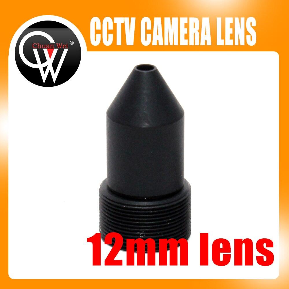 2.0Megapixel HD Pinhole Lens 12mm CCTV Lens M12 Lens 1/3 Image Format Aperture F1.6 for HD Security Cameras 2 0megapixel hd pinhole lens 12mm cctv lens m12 lens 1 3 image format aperture f1 6 for hd security cameras