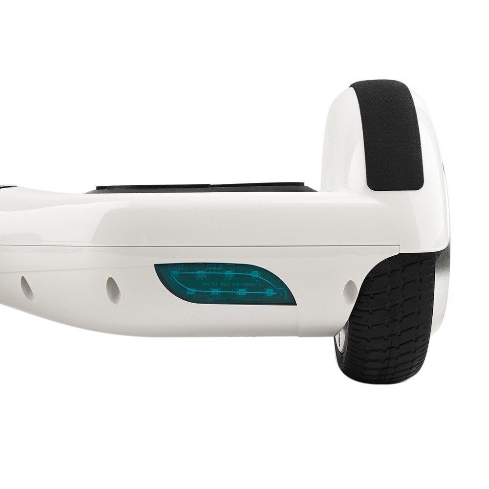 Cimiva 6.5 pouces intelligent auto équilibrage Scooter 2 roues électrique Hoverboard Balance planche à roulettes par-dessus bord avec sac et serrure - 4