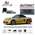 JiaYiTian caméra de vue arrière pour Porsche Boxster 987 981 2008 ~ 2017 ccd Vision nocturne/plaque d'immatriculation caméra de recul