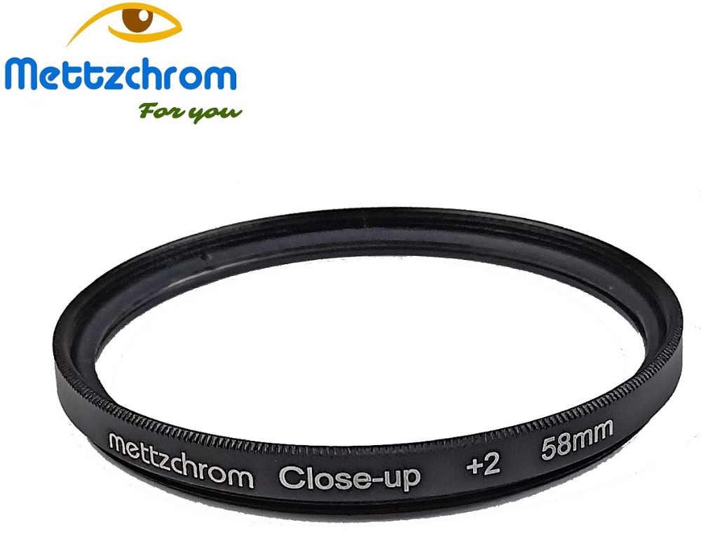 Marco Close-Up Filter 49Mm 52Mm 55Mm 58Mm 67Mm Close Up + 1 + 2 + 4 + 10 Filter Lensa