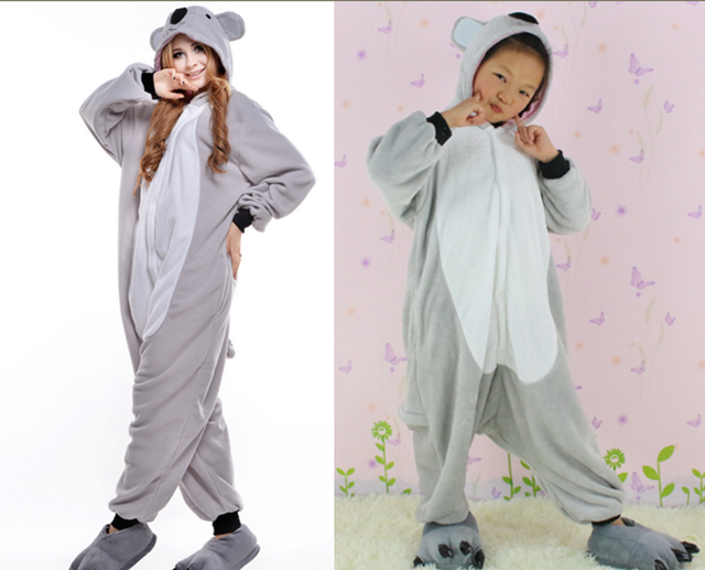 halloween costumes for women and men cartoon Koala lovers onesie anime cosplay costume for adult  sc 1 st  AliExpress.com & halloween costumes for women and men cartoon Koala lovers onesie ...