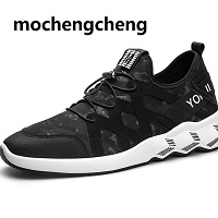 new-Spring-Man-Running-Shoes-Walking-Shoes-Comfortable-Breathable-Wear-resistant-balance-Lace-Up-Male-Man