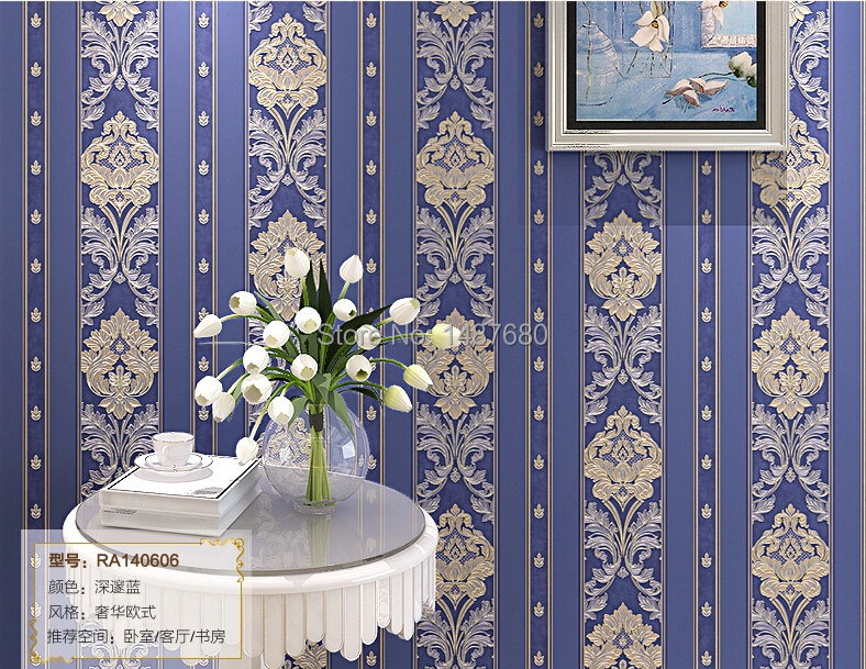 beibehang wall paper damask wallpaper vintage non-woven background wallpaper whit bedroom wallpaper sofa Anaglyph stereoscopic beibehang wall coverings mural wall paper roll bedroom sofa off white textured feature europe vintage glitter damask wallpaper