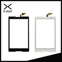 X SUN For Lenovo Tab3 Tb3 850 Tb3 850F Tb3 850M Digitize Touch Screen Touchscreen Glass
