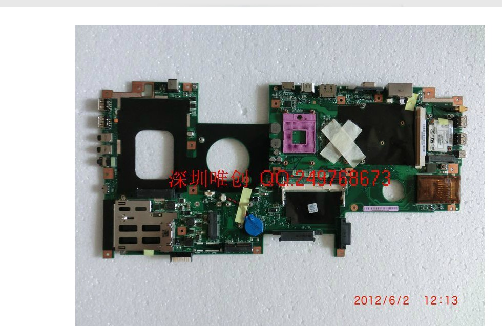 M70SV motherboard full test laptop case