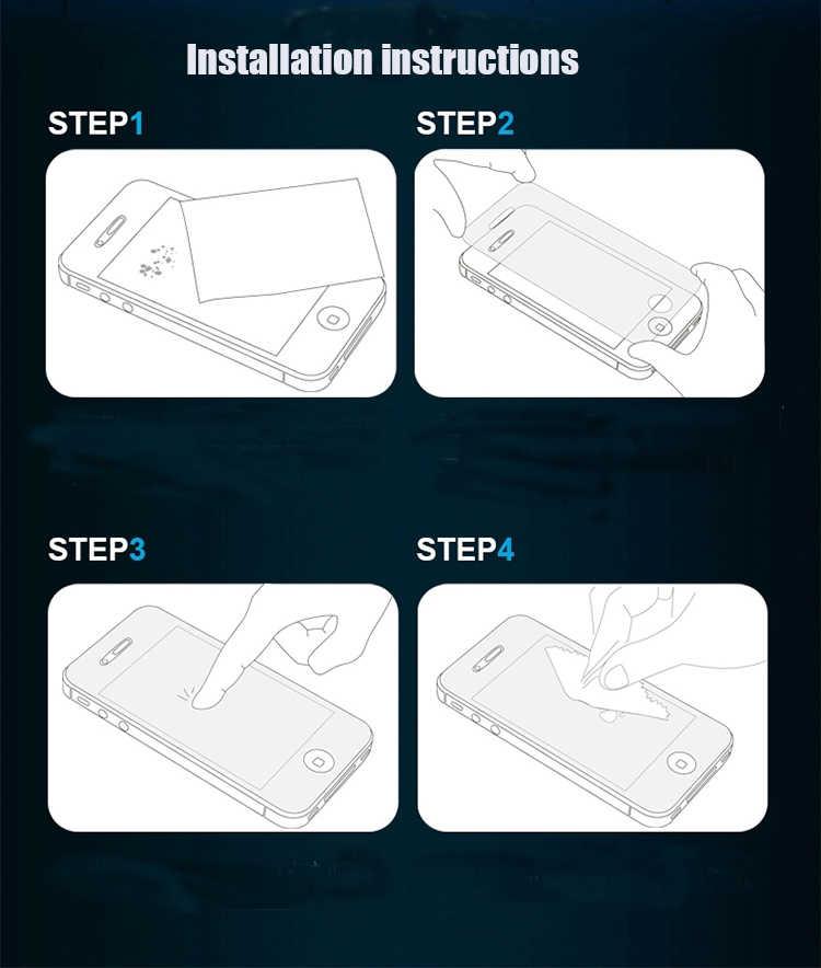 Temperli Cam Için Huawei Mediapad M5 Lite 10 BAH2-W09/L09/W19 10.1 inç Tablet Ekran Koruyucu Sertleştirilmiş koruyucu film