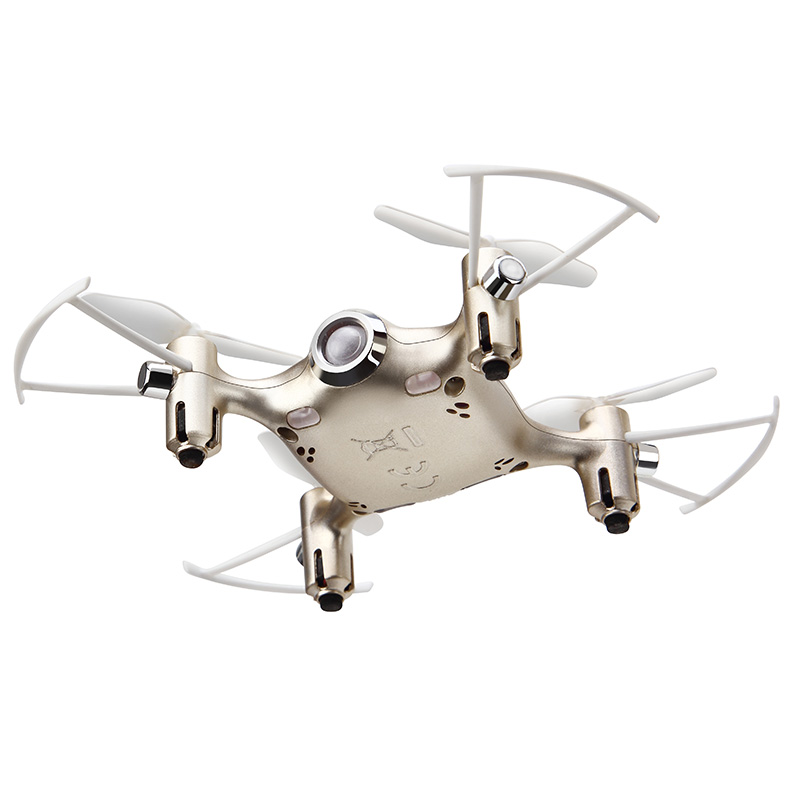 Convertible Control RC quadcopter
