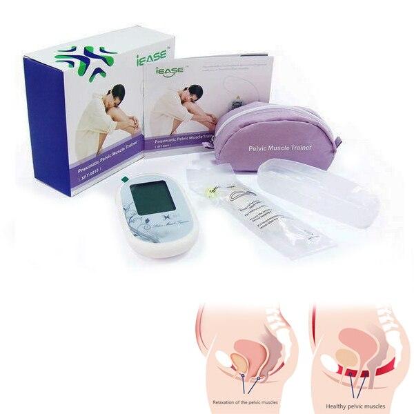 Esercizi di Kegel vaginale massaggio Terapia incontinenza femminile dei muscoli del pavimento pelvico Vaginale stimolatore del Pavimento Pelvico Trainer