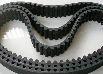 free shipping high quality HTD14M1862 Timing belt pitch 14mm teeth 133 width 29mm-60mm Rubber HTD14M Timing belts