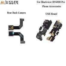 Alesser Voor Blackview BV6800 Pro Usb Charge Board 100% Nieuwe Vergadering Voor Blackview BV6800 Pro Telefoon Achter Back Camera In voorraad