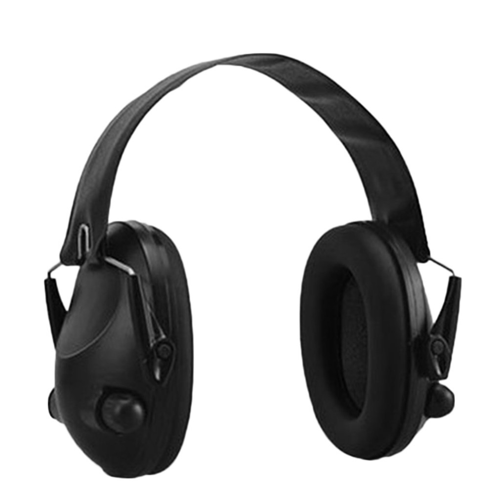 TAC 6s Noise Canceling Tactical Shooting Headset Anti-Noise Sport Hunting Electronic Shooting Earmuff HeadphoneTAC 6s Noise Canceling Tactical Shooting Headset Anti-Noise Sport Hunting Electronic Shooting Earmuff Headphone