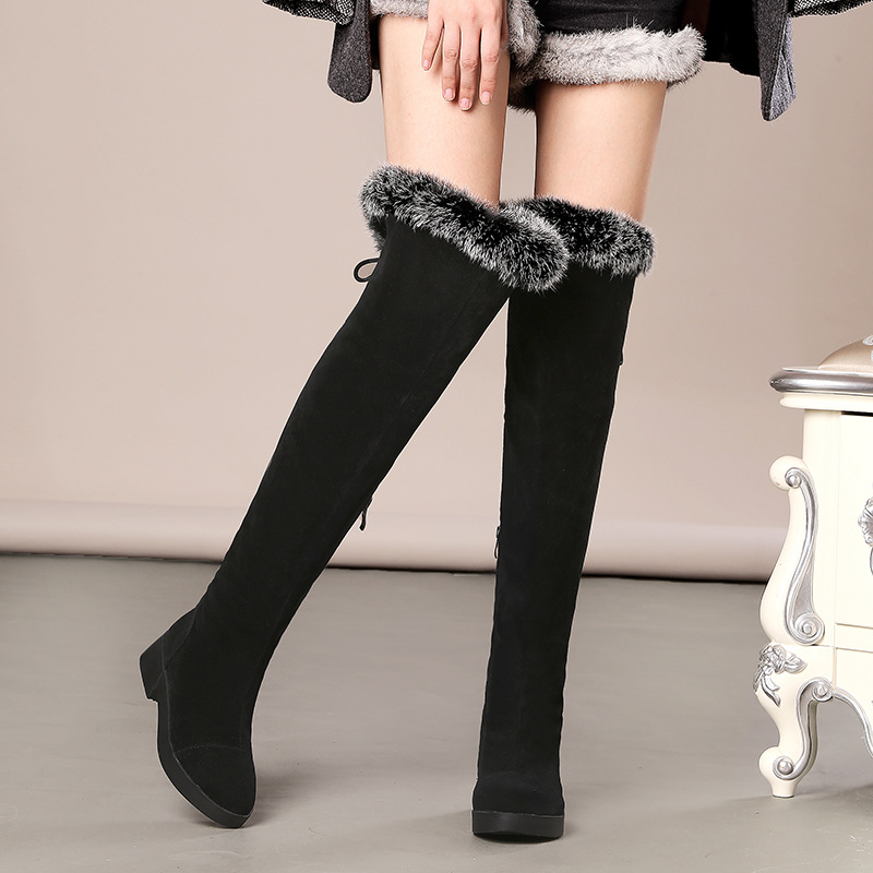 Popular Thigh High Boots Size 12-Buy Cheap Thigh High Boots Size