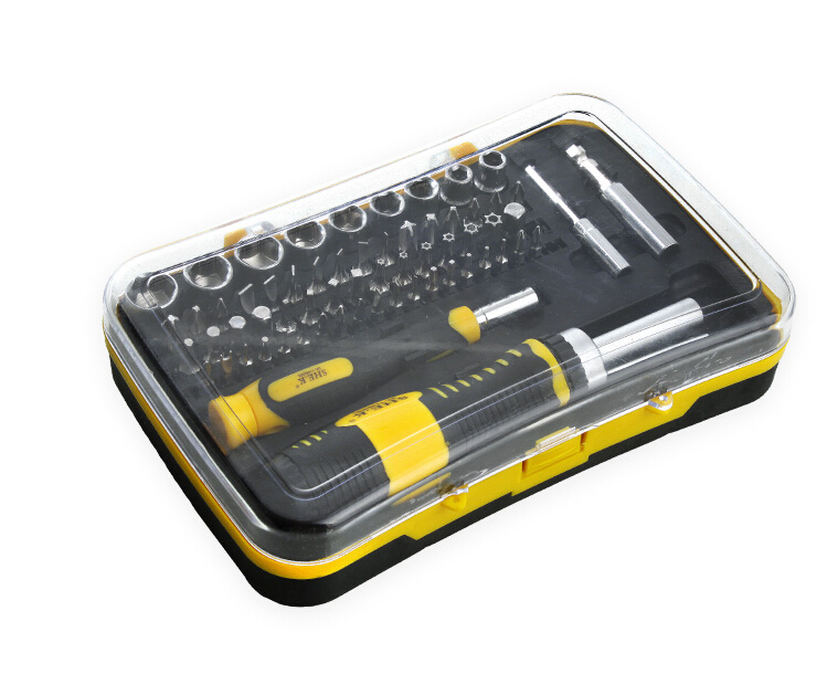 2015 screwdriver screwdriver repairing mobile phone/computer tools multifunctional screwdriver combination 65 PCS +free shipping  цены