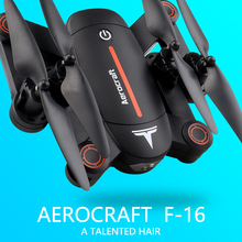 Flytec F16 optical positioning drone with high hold  function foldable drone with no camera quadcopter Rc helicopter for gift