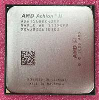 AMD Athlon X4 615E 2.5GHz Quad Core CPU Processor AD615EHDK42GM 45W Socket AM3 938pin