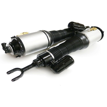 Pair For VW Phaeton Bentley Continential GT Front Air Spring Strut Shock Absorber  3D0616040 3D0616039 3W0616040 3W0616039