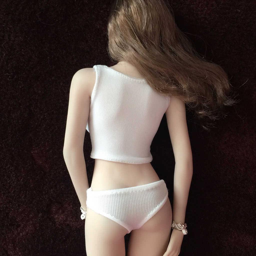 """1/6 skala kobiet żołnierz dopasowana kamizelka Weskit kamizelka odzież Model dla 12 """"HT Phicen Jodoll figurka Doll akcesoria do zabawek"""