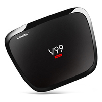 SCISHION V99 Hero 4GB RAM 32GB ROM Smart Android TV Box RK3368 Octa Quad 2 4G