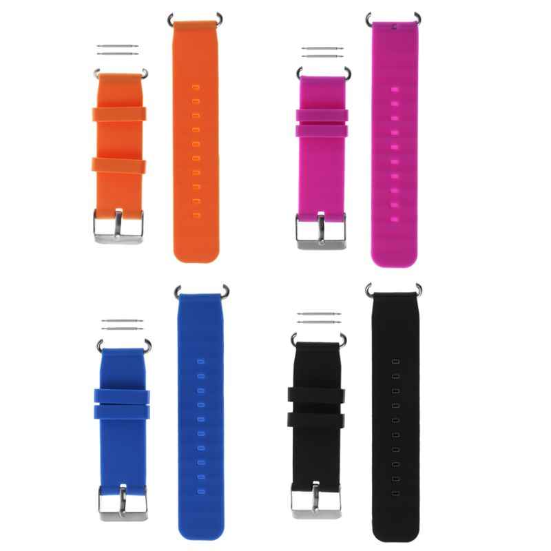Watch Strap For Child's Smart Watch Kids Replacement Soft Silicone Wrist Band